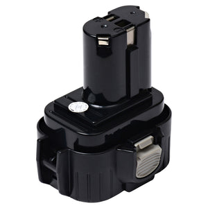 Image of 1500 mAh Replacement Power Tool Battery for Makita - 6222D, 6222DWE, 6226DWE, 6908DWAE