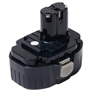 Image of 2000 mAh Replacement Power Tool Battery for Makita - 43334DWD, 4334DWD, 5026DWB, 5026DWD, and more