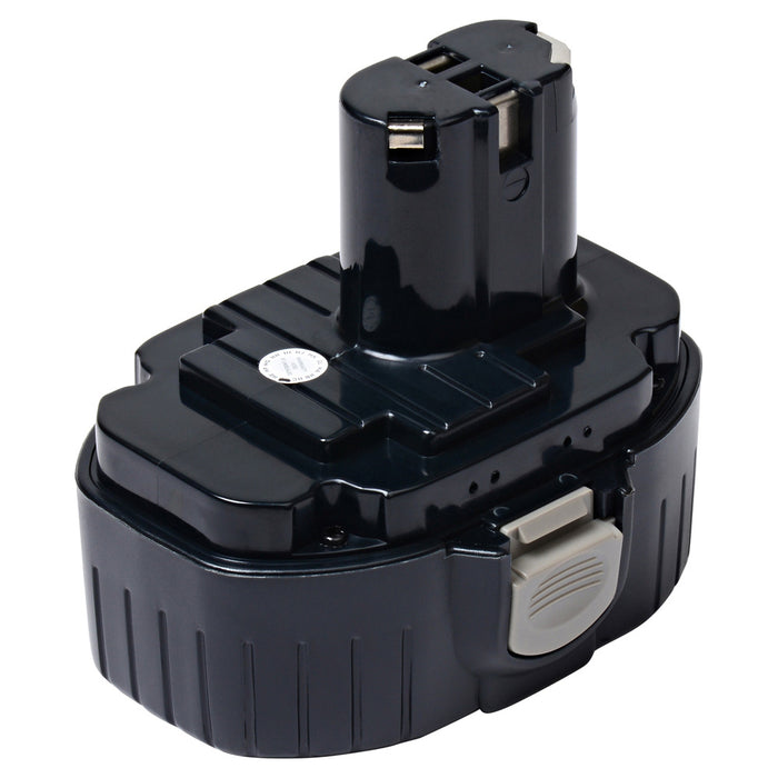 2000 mAh Replacement Power Tool Battery for Makita - 43334DWD, 4334DWD, 5026DWB, 5026DWD, and more