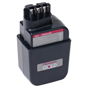 Image of 1500 mAh Replacement Power Tool Battery for Metabo - BE A 25 S R+L, BE AT 112/2 R+L, and more
