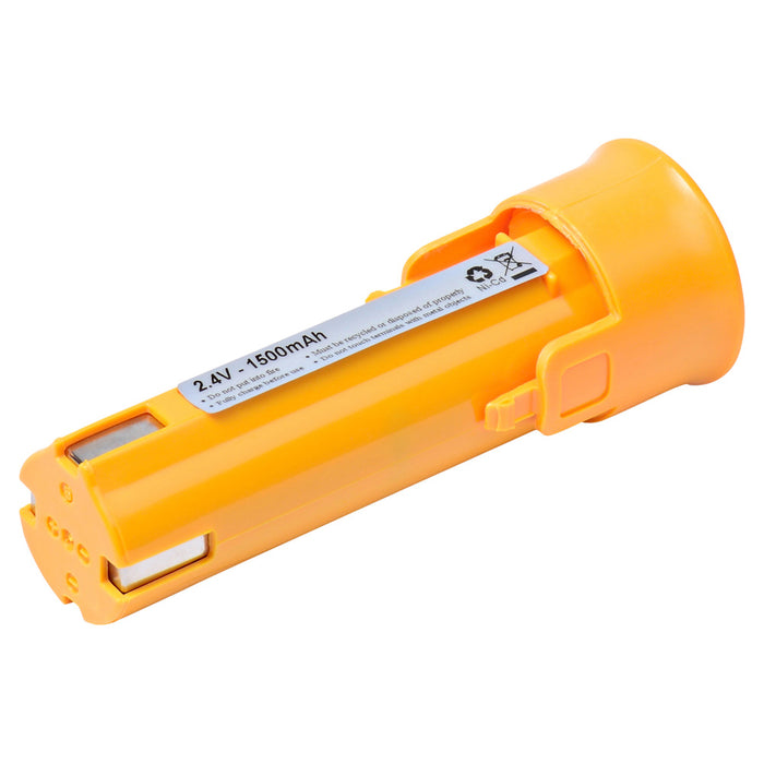 1500 mAh Replacement Power Tool Battery for Panasonic - EY6220B, EY902, EZ-503