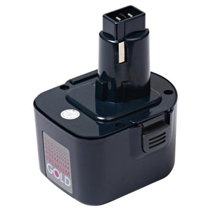 Image of 2400 mAh Replacement Power Tool Battery for Black & Decker and Dewalt - multiple models - see below