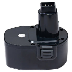 Image of 2000 mAh Replacement Power Tool Battery for Black & Decker and Dewalt - multiple models - see below