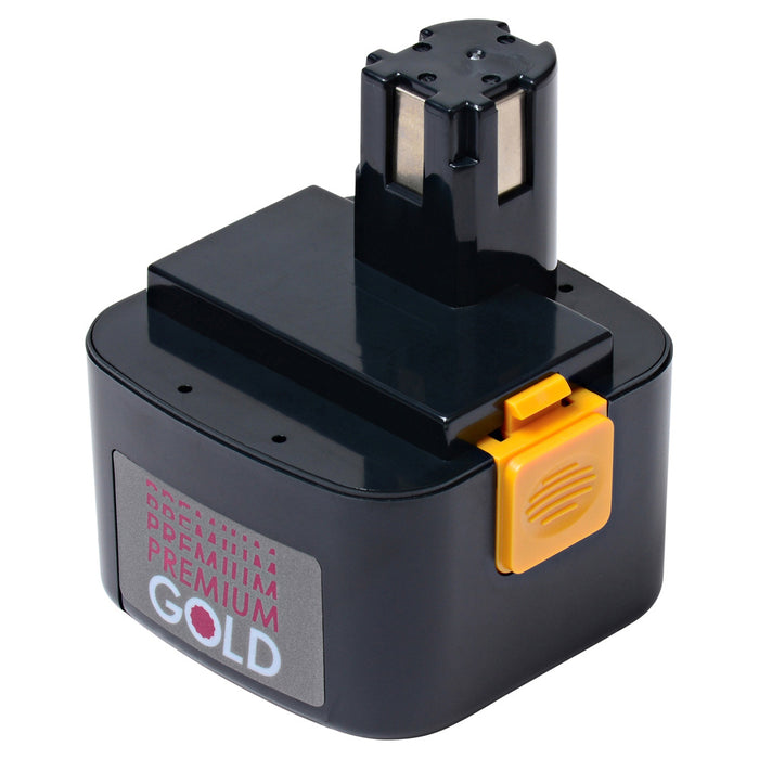 1500 mAh Replacement Power Tool Battery for Panasonic - EY9001, EY9101, EY9103, EY9107, and more