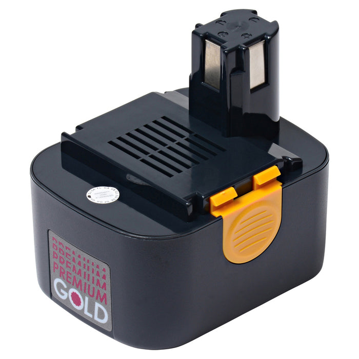1500 mAh Replacement Power Tool Battery for Panasonic - EY9218, EY9220, EY9222, EY9224, and more