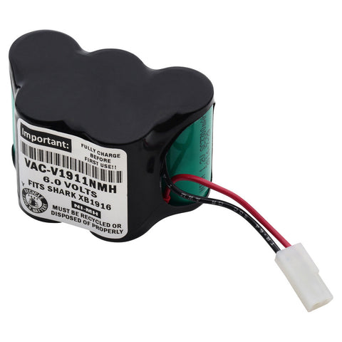 Vacuum Battery VAC-V1911NMH Replaces Euro-Pro - HHD10012
