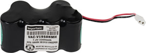 Vacuum Battery VAC-V1950NMH Replaces Euro-Pro - XB1918