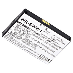 Image of Hotspot Battery EBHSP-SWW1 Fits Sierra Wireless Overdrive 4G, W-1