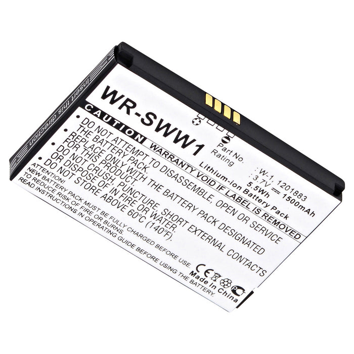 Hotspot Battery EBHSP-SWW1 Fits Sierra Wireless Overdrive 4G, W-1