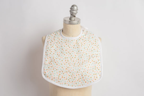 Toddler Bib -  Addie Print