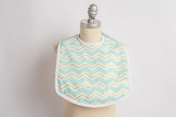 Toddler Bib - Blair Print