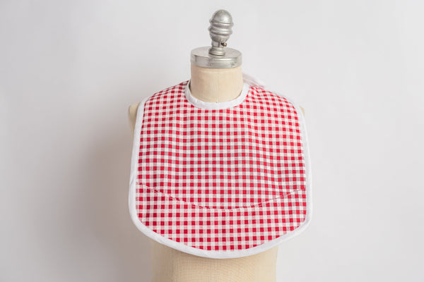 Toddler Bib - Brooks Print