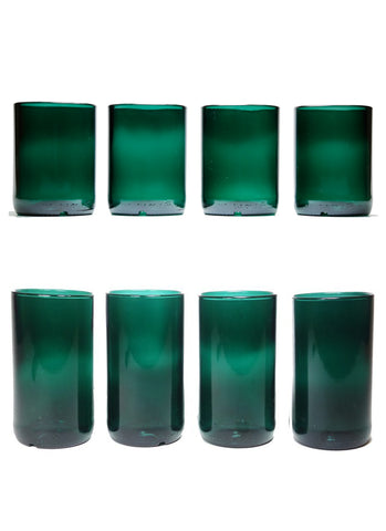12 & 16oz 4 packs as a set: teal: with personalized engraving and wrapping options