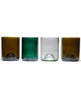 12oz 4 pack mixed colors: with personalized engraving and wrapping options