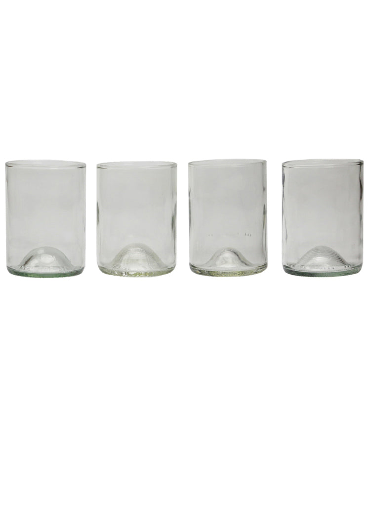 12oz 4 pack: clear: with personalized engraving and wrapping options