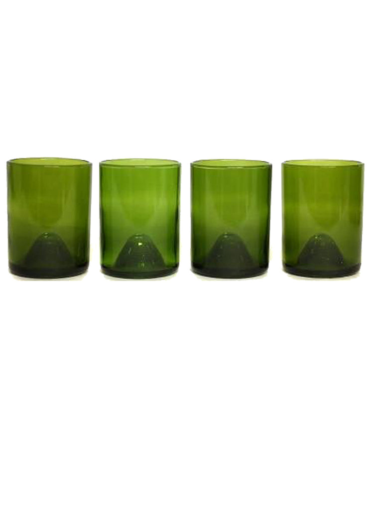 12oz 4 pack: green: with personalized engraving and wrapping options