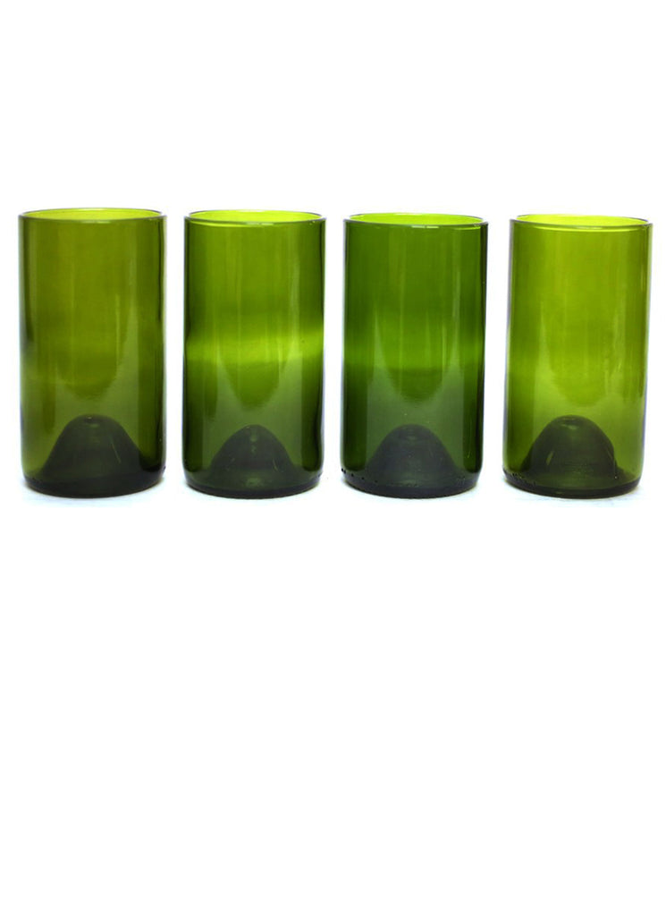 16oz 4 pack: green: with personalized engraving an gift wrapping options
