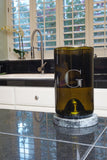 Free & Shipping Sample Glass Custom Engraved :: Limit 1 per household