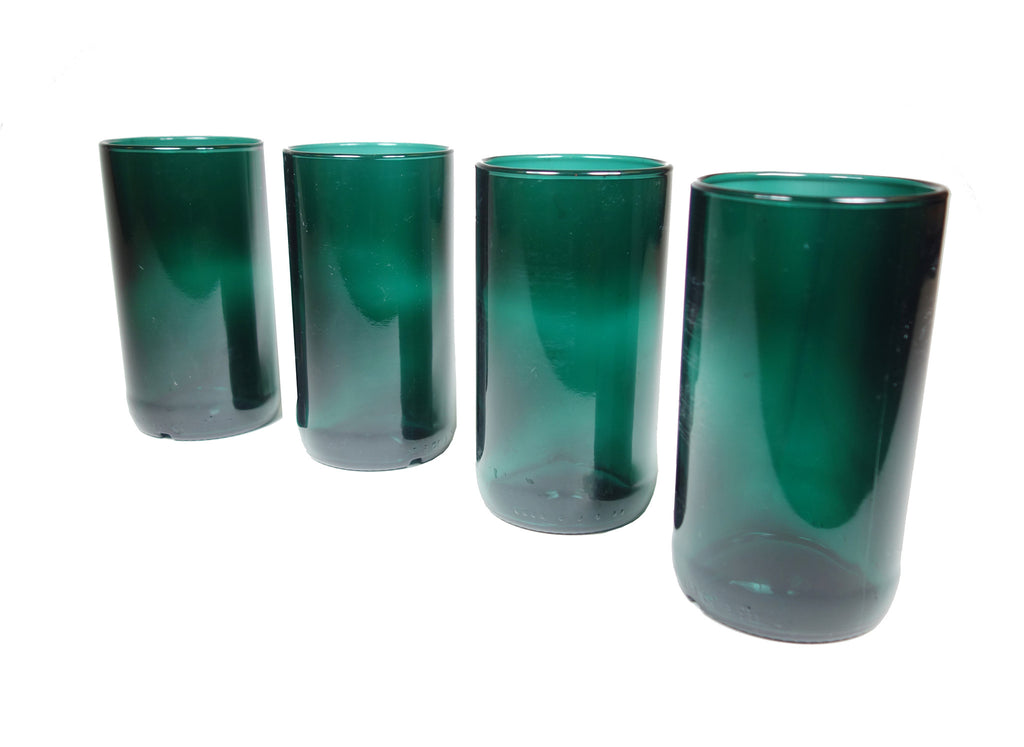 Refresh Glass Limited Edition Teal 16oz 4 pack