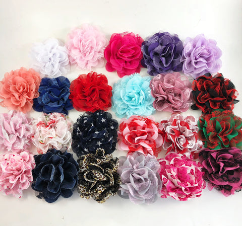 Annie Flowers-headbands or clips
