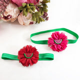 Luciana- Watermelon Headband