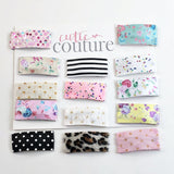 Snap clips- printed prints