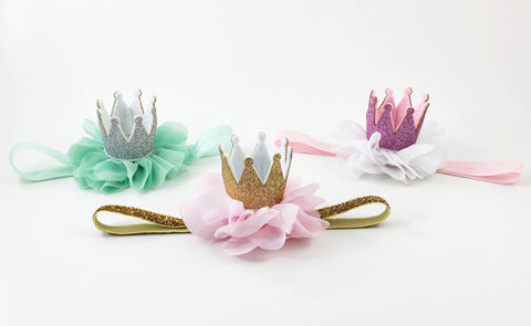 Princess Crown headbands
