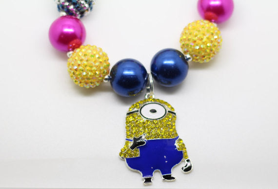 Minion Necklace
