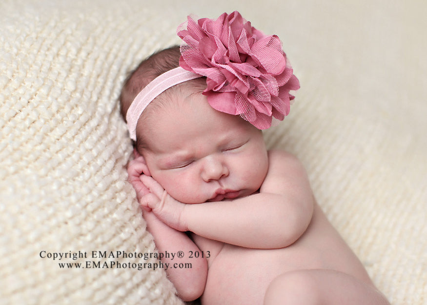 Cali- Dusty Rose Headband
