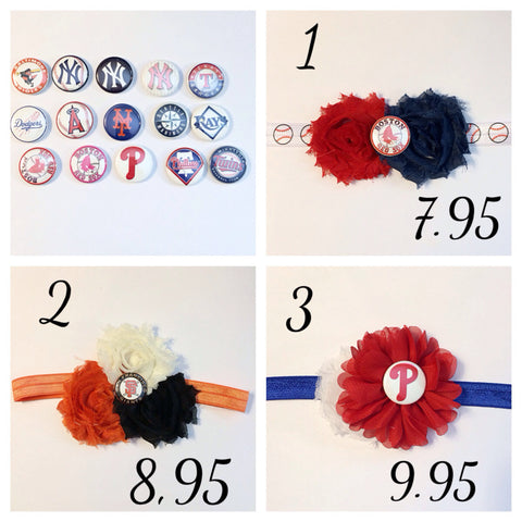 Baseball Headbands