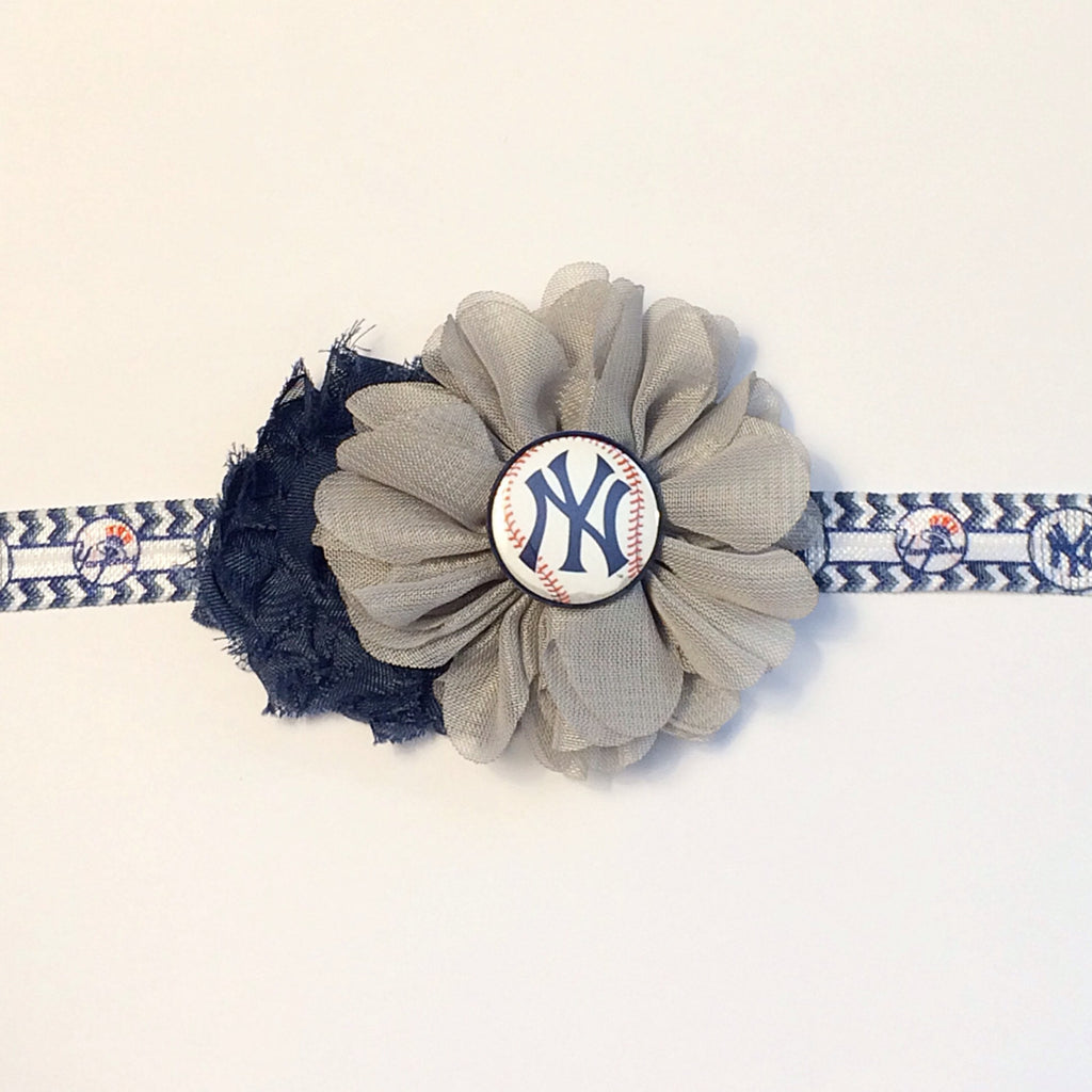 New York Yankee Headband