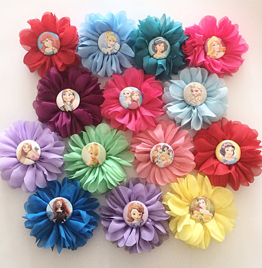 Princess Collection- Luciana Flowers