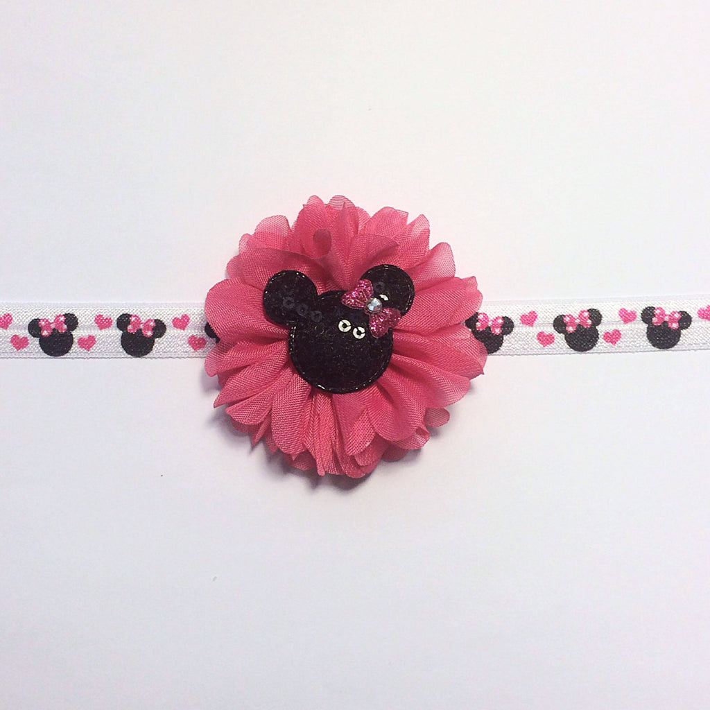 Luciana- Minnie Headband