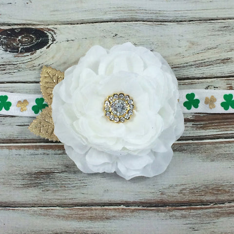 Samantha-St Patrick's Day Headband