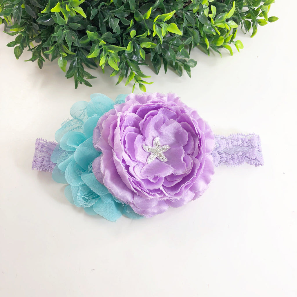 Rosanna- Under the sea headband