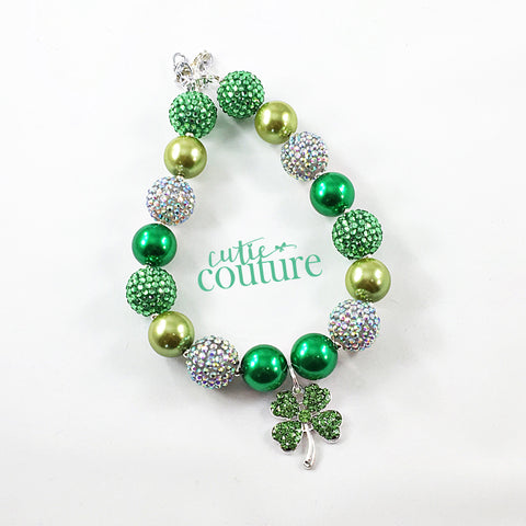 St. Patrick's Day Necklace