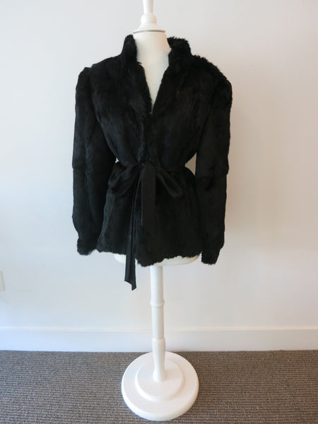 X***SOLD OUT***BLACK CAT FUR