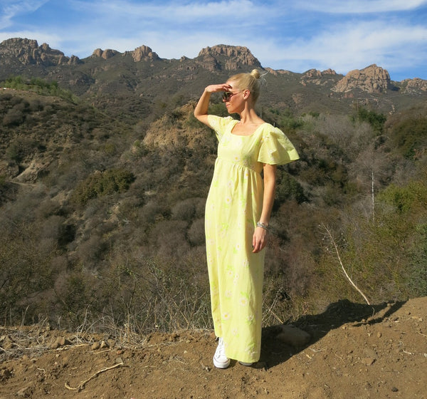 X***SOLD OUT***LITTLE HOUSE ON THE PRAIRIE MAXI