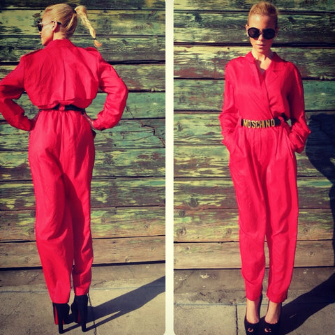 Grand Prix Jumpsuit