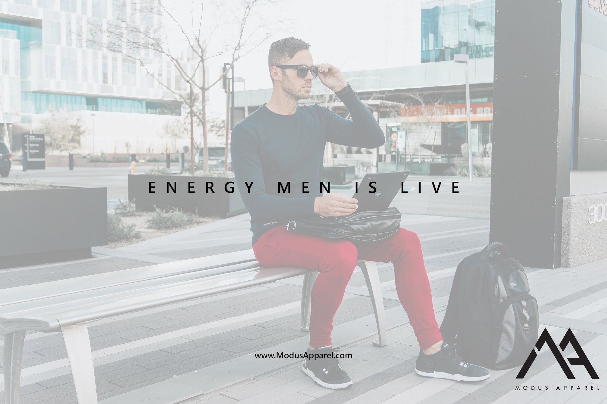 ENERGY LINE for MEN