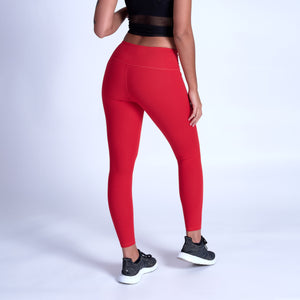 ENERGY Sculpt Leggings - Red