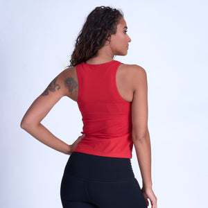 ENERGY Tank Top- Red