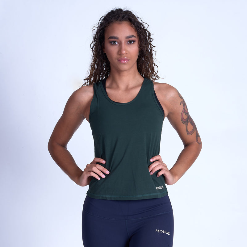 ENERGY Tank Top- Green