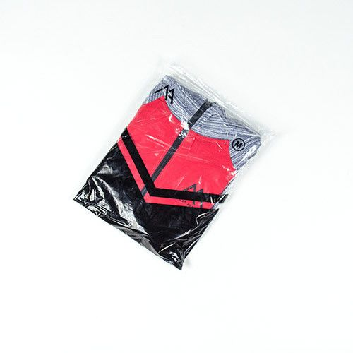 Limitless Jacket - Marble Navy / Red