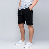 Iconic Jogger Shorts - Black