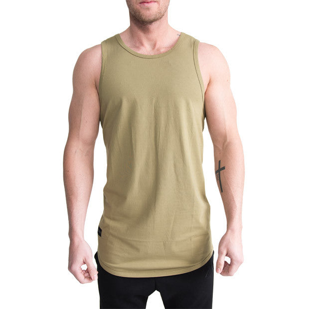 Desire Scoop Tank, Modus Apparel, Winter Line, Activewear