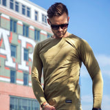 Tech Stitch Long Sleeve - Dried Herb