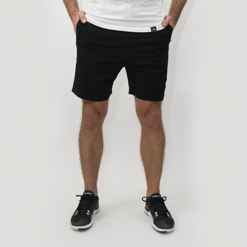 ENERGY Shorts- Black