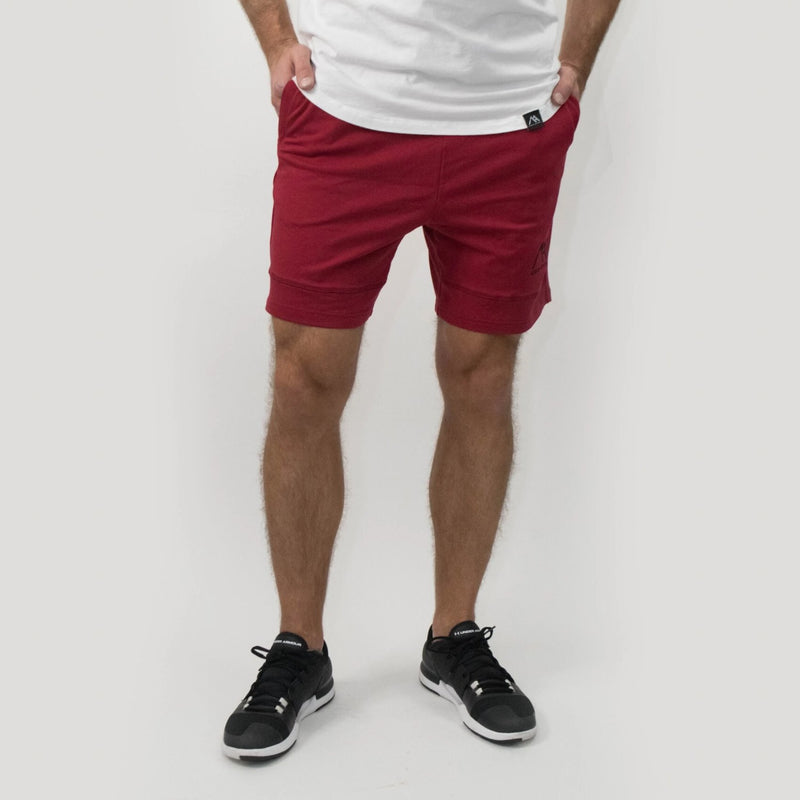ENERGY Shorts- Brick Red