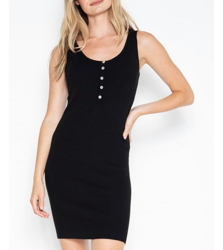 Black Layla Dress